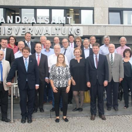 Kreistagssitzung am 16. September 2016
