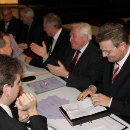 Neujahrsempfang der CDU Marburg-Biedenkopf