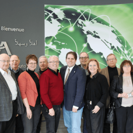 Besuch bei GEA Food Solutions GmbH